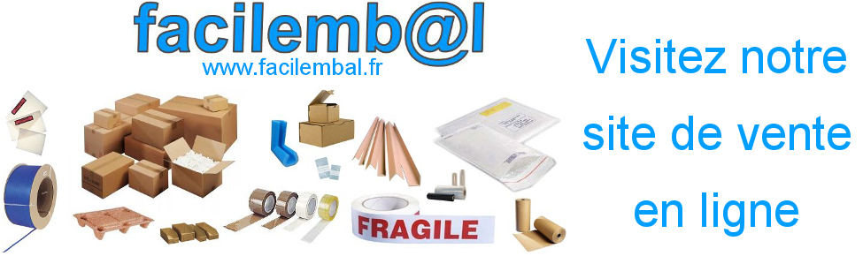 Tous nos emballages