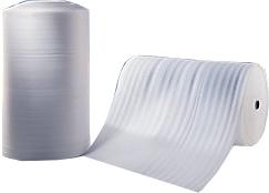 Rouleaux et formats mousse pe delta packaging - Rouleau de polyethylene ...